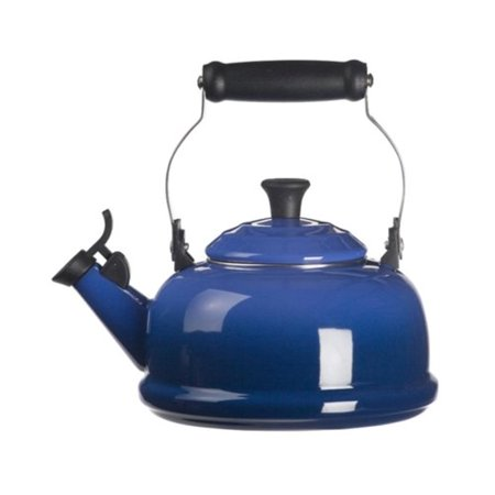 Le Creuset Enamel On Steel Whistling 1 4 5 Quart Teakettle