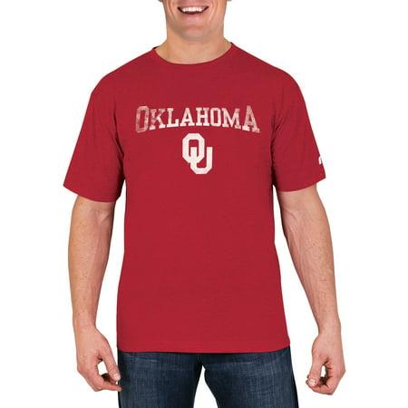 - NCAA Oklahoma Sooners Men's Cotton/Poly Blend T-Shirt