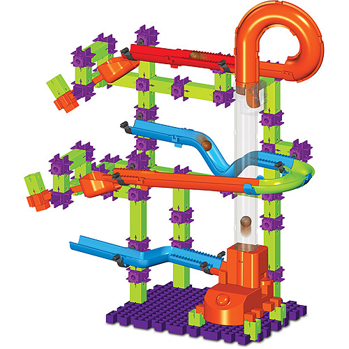 Techno Gears Marble Mania, Catapult, 100  Pieces