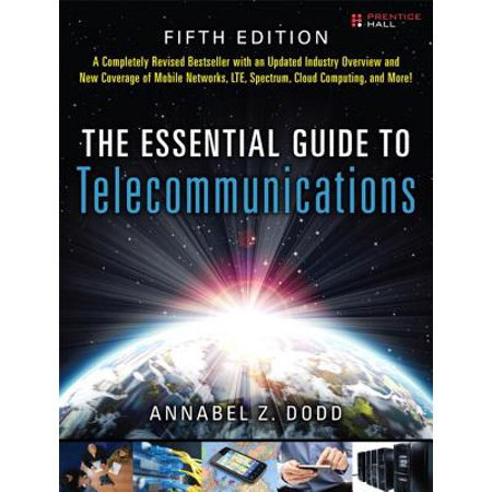 Essential Guides (Prentice Hall): Dodd: Essential Guide Telecommu _p5 (Paperback) ()