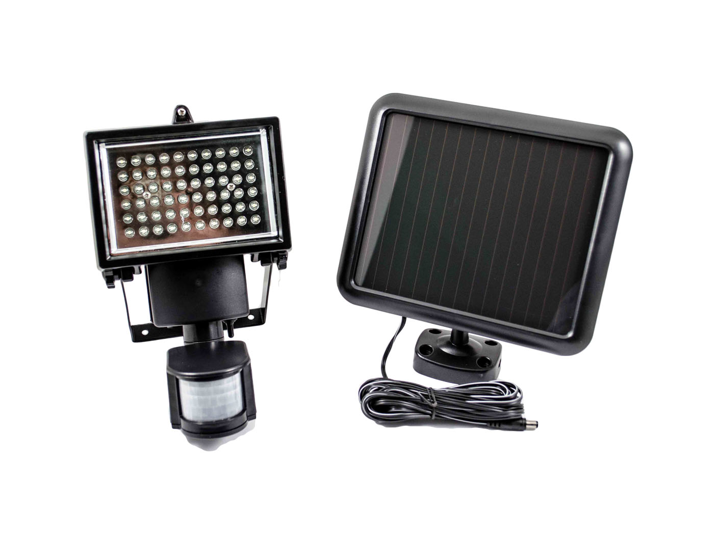 2 pack solar powered 60 led outdoor motion security flood light 2 pack solar powered 60 led outdoor motion security flood light walmart aloadofball Choice Image