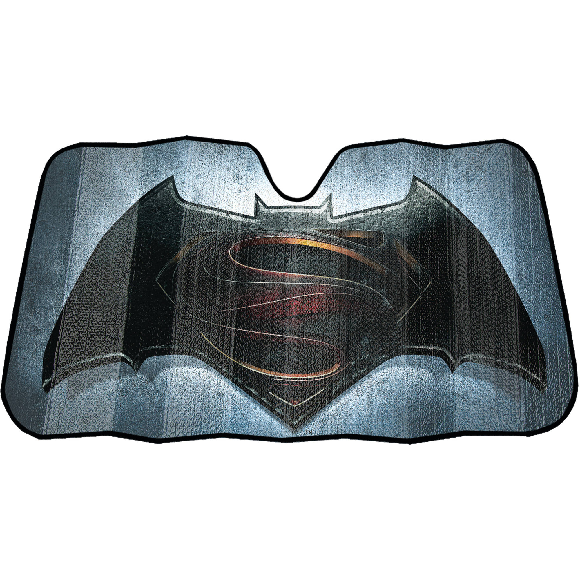 Warner Bros. Batman Vs Superman Accordion Bubble Sunshade