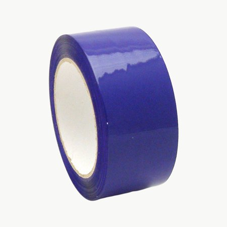 JVCC OPP-20C Economy Grade Colored Packaging Tape: 2 in. x 110 yds. (Purple)