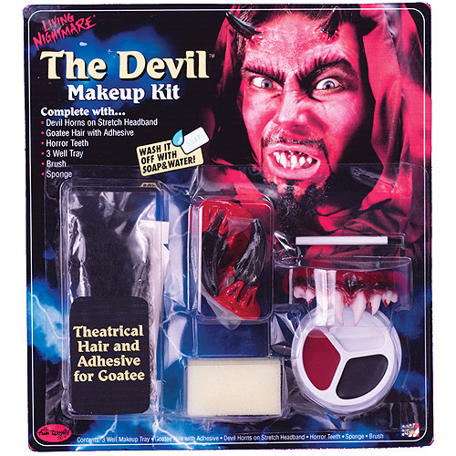Living Nightmare Devil Kit Halloween Accessory
