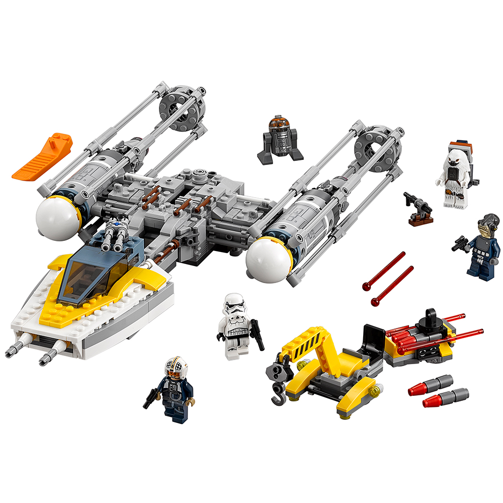 LEGO Star Wars TM Y-Wing Starfighter™ 75172