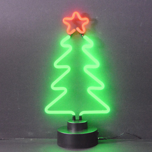 Neonetics Business Signs Christmas Tree Neon Sign
