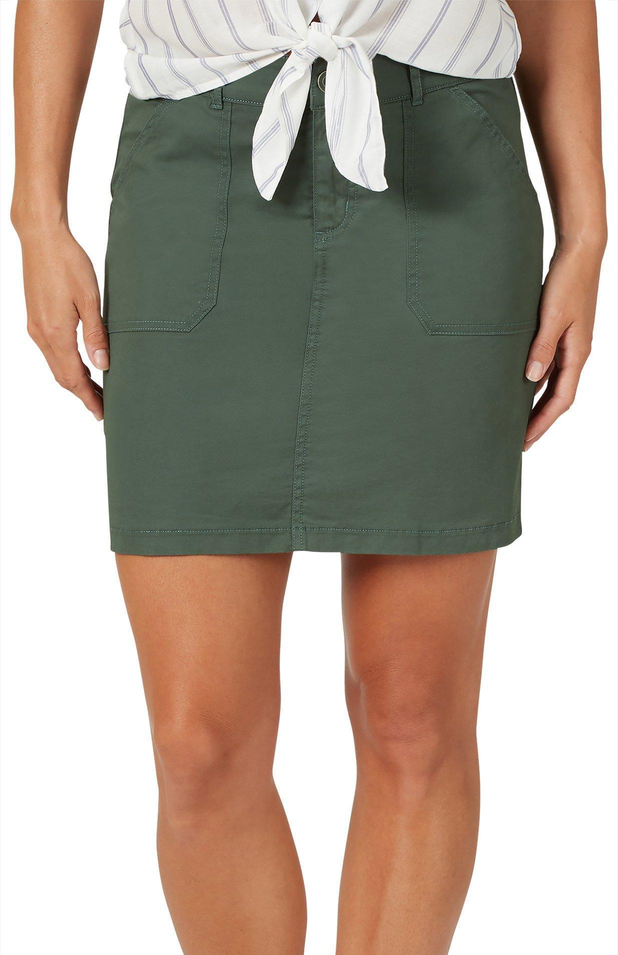 LEE Womens Regular Fit Skort