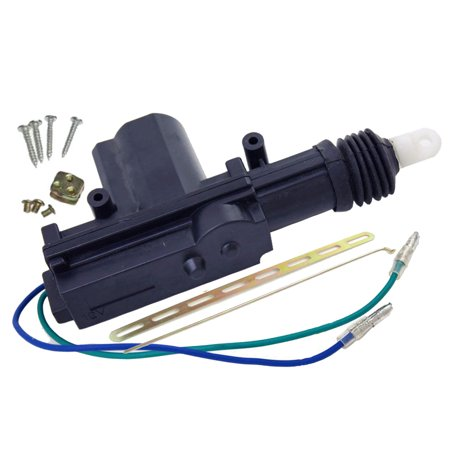 New UNIVERSAL POWER DOOR LOCK ACTUATOR MOTOR 12 volt 8.8lb Torq