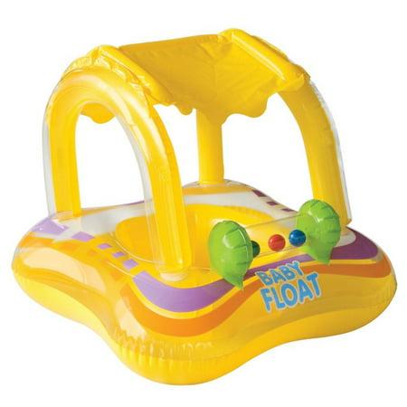 Intex My Baby Float Inflatable Swimming Pool Kiddie Tube Raft   56581EP