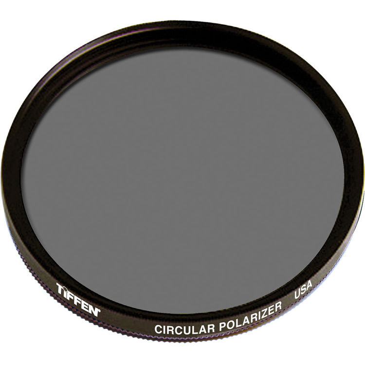 FREE ACCESSORY: Tiffen 52MM Circular Polarizer Filter, Cleaning Kit