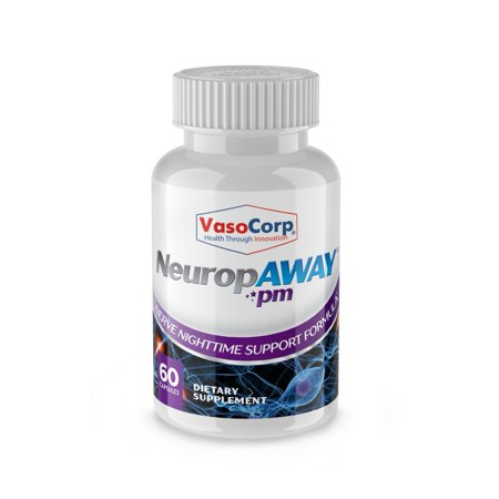 NeuropAWAY PM Nighttime Nerve Support