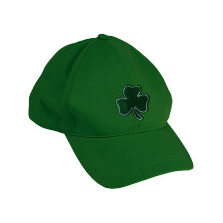 St Patricks Day Dark Green Irish Shamrock Baseball Hat Cap Accessory](St Patricks Hats)