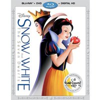 Snow White and the Seven Dwarfs (The Signature Collection) (Blu-ray + DVD + Digital HD)