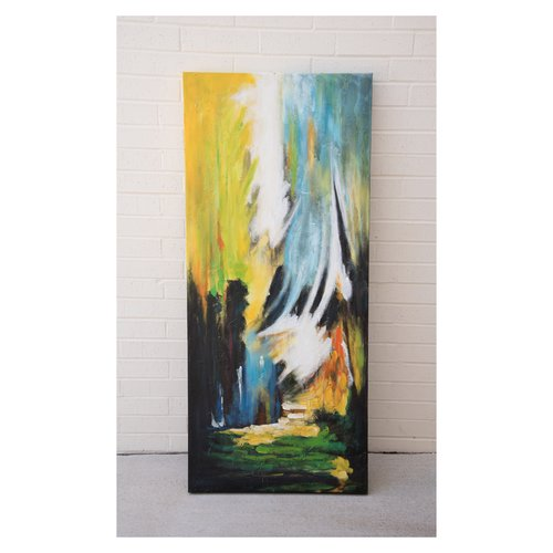 Wildon Home Reflecting Waters Painting on Wrapped Canvas