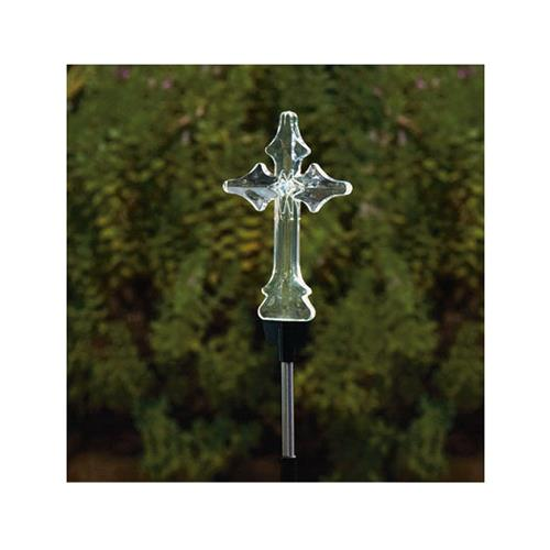 Forever Gifts S110500045 LED Solar Stake Light, Memorial ...