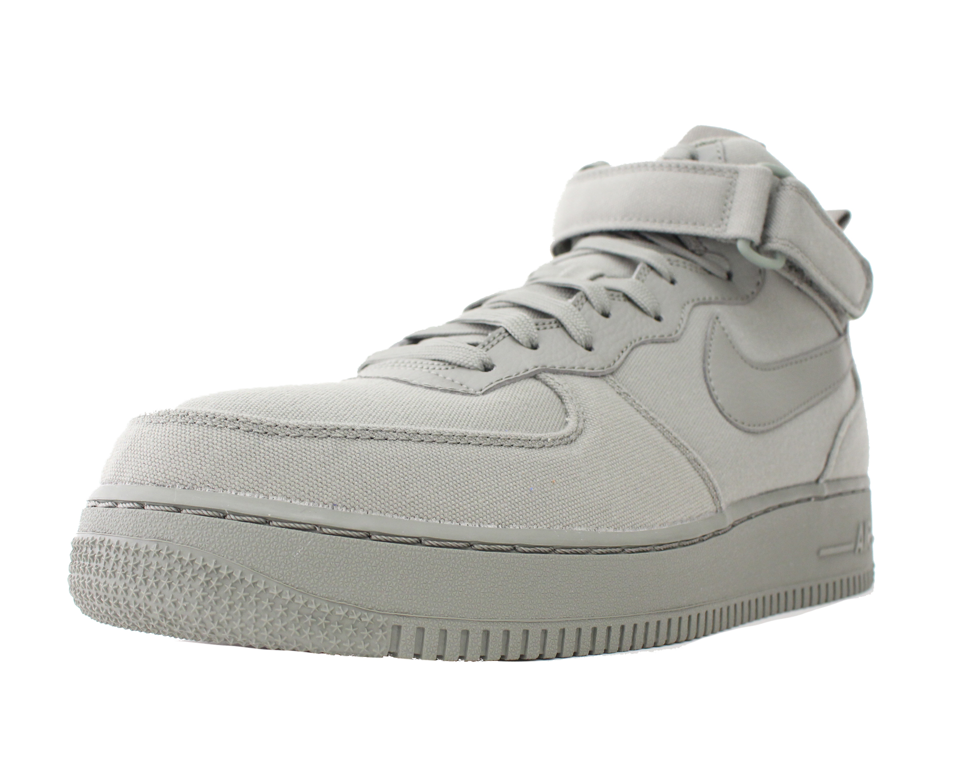 Nike NIKE AIR FORCE ONE MID 07 SZ 9 DARK STUCCO SEQUOIA AH6770 001