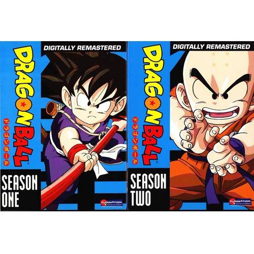 Dragon Ball: Seasons 1 And 2 (Full Frame)