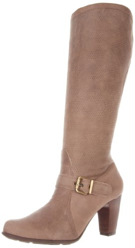 Mariana by GOLC Women's Trix Knee-High Boot,Taupe,39 EU 8.5-9 M US by Mariana by GOLC