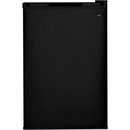 GE 4.4-cu ft Compact Refrigerator, Black