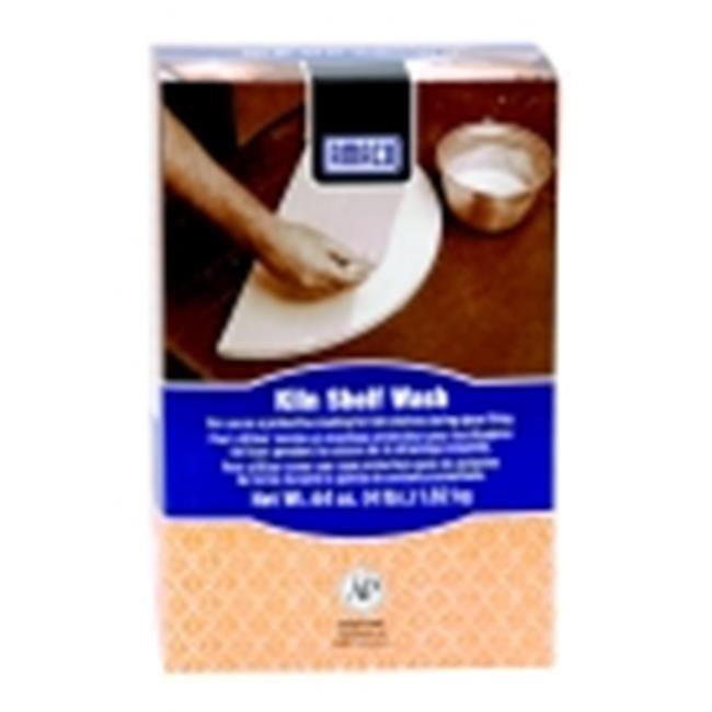 Amaco Kiln Dry Form Shelf Wash, 4 Lbs.