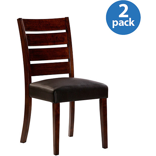 Hillsdale Lyndon Lane Dining Chairs w/ Ladder Back (Set of 2)