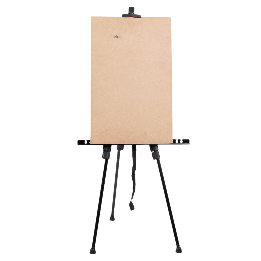 zimtown folding portable aluminium alloy painting easel artist telescopic field studio drawing easel tripod display stand walmartcom