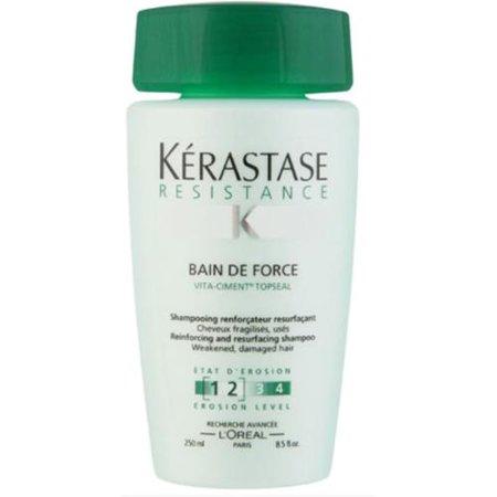 Kerastase resistance bain force shampoo 8 5 oz for Kerastase bain miroir 1 shampoo