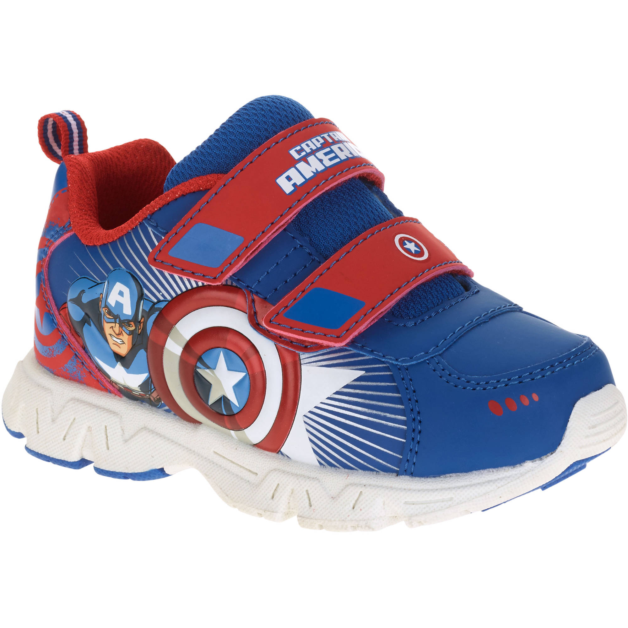 Avengers Toddler Boys' Lightweight Athletic Shoe