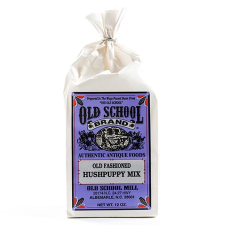 Old School Old Fashioned Hush Puppy Mix (12 ounce)