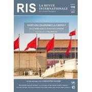 Doit-on craindre la Chine ? - eBook