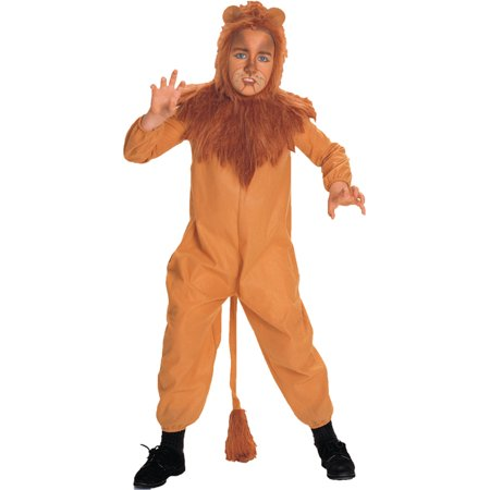 Morris Costumes Boys Wizard Of Oz Cowardly Lion Costume Small, Style RU882505SM - Cowardly Lion Halloween Costume Toddler