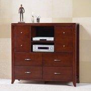 "Modus Furniture International Brighton Cinnamon Media Chest for TVs up to 55"""