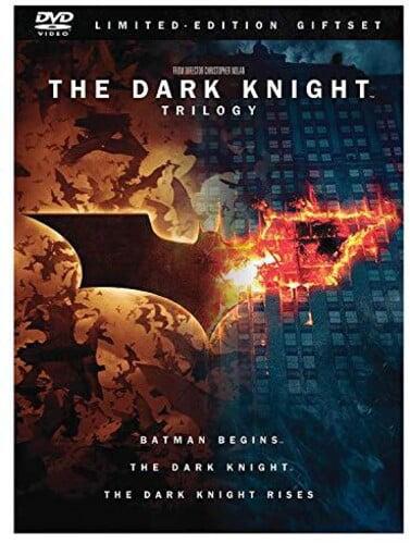 Batman The Dark Knight Dvd Cover