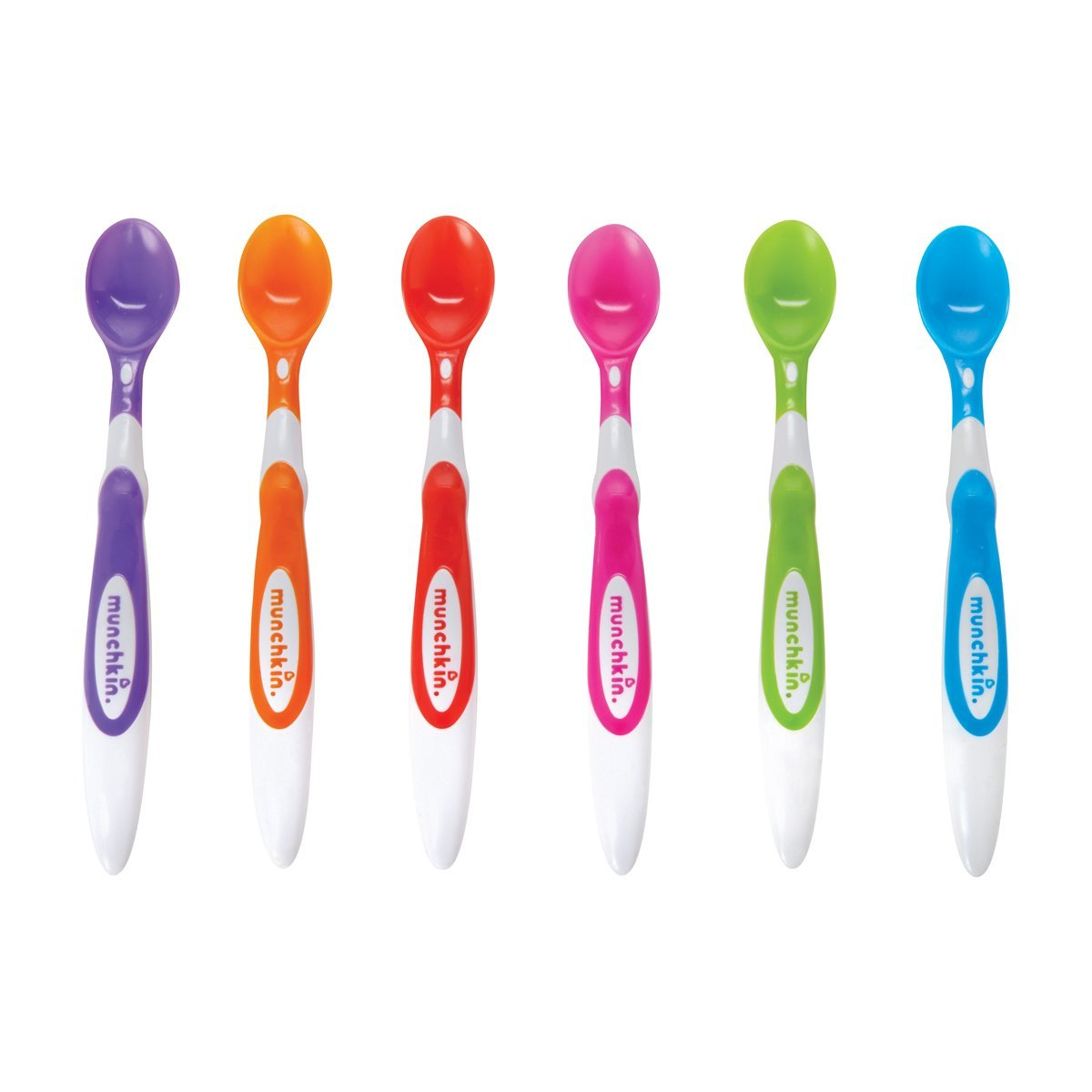 Munchkin Soft Tip Infant Spoons 6 Pack by Munchkin