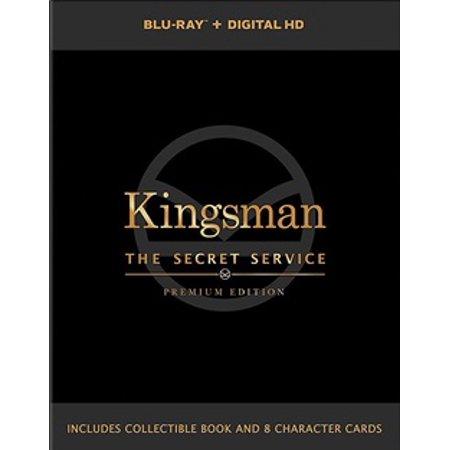 Kingsman: The Secret Service (Blu-ray) (Release Date Of Kingsman The Secret Service)