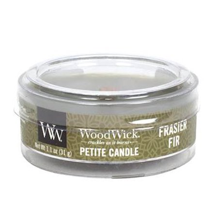 FRASIER FIR Petite WoodWick 1.1 oz Scented Candles