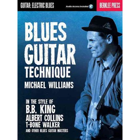 Blues Guitar Technique by