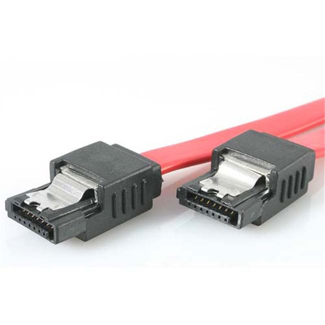 These latching Serial ATA cables guarantee you ll be able to plug in your high-p