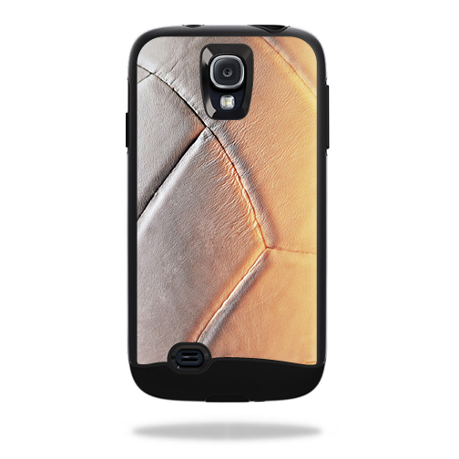 Mightyskins Protective Skin Decal Cover for OtterBox Symmetry Samsung Galaxy S4 Case wrap sticker skins Volleyball
