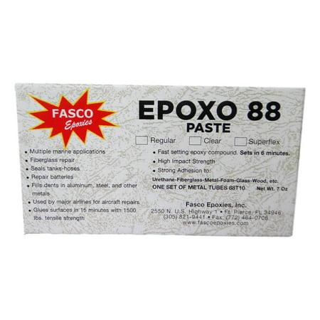 Epoxo 88 - 7 oz Kit - Clear ()