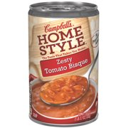 Campbells Homestyle Zesty Tomato Bisque
