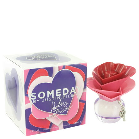 Someday By Justin Bieber   Eau De Parfum Spray 1 Oz