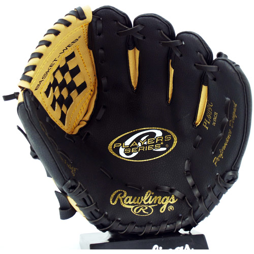 "Rawlings Baseball 10"" Players Series Tee Ball Fielders Glove PL609C"