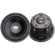 "Lanzar® Maxpro Series Small 4ohm Dual Subwoofer (15"", 2,000 Watts)"