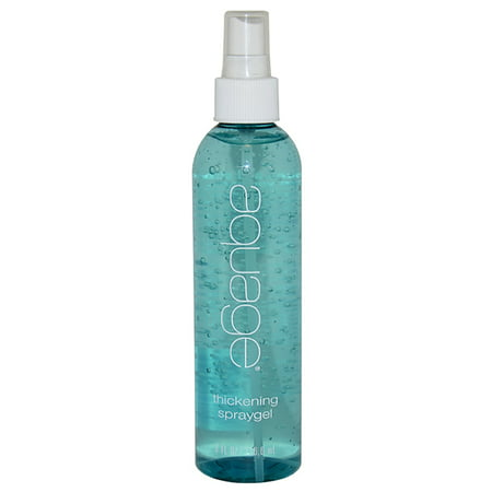 Thickening Spray Gel (Aquage Thickening Spray Gel - 8 oz Gel )