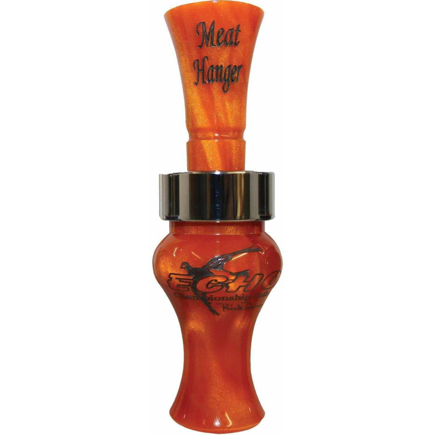 Echo Calls Meat Hanger Duck Call, Blue/Pearl