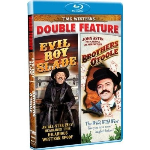 Evil Roy Slade / Brothers O'Toole (Blu-ray)