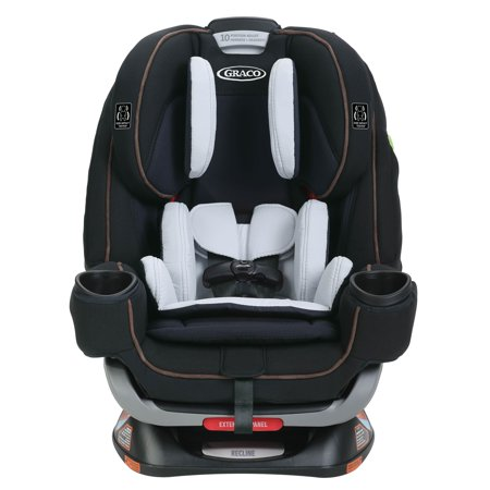 Graco 4Ever Extend2Fit 4 In 1 Car Seat Assorted Colors