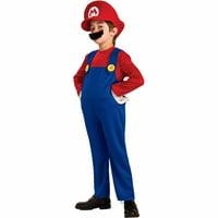 Super Mario Bros. Mario Deluxe Child Halloween Costume