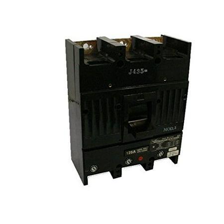 General Electric Ge Tjj426250 2 Pole 250 Amp 480v Circuit